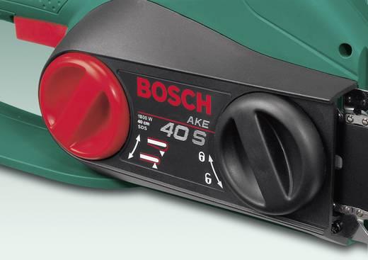 Elektro Kettensäge 230 V 1800 W Bosch Home and Garden AKE 40 S Schwertlänge 400 mm
