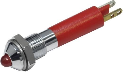 LED-Signalleuchte Rot 12 V/DC CML 19020253