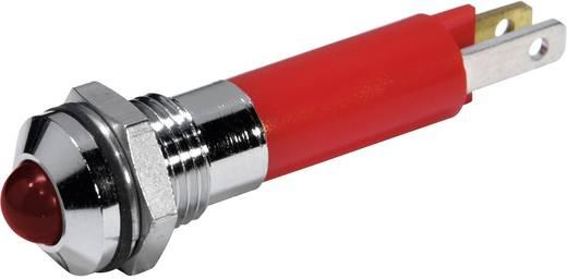 LED-Signalleuchte Rot 24 V/DC CML 19040353