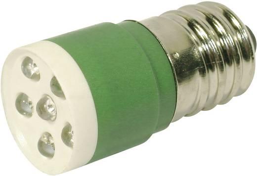 LED-Lampe E14 Grün 24 V/DC, 24 V/AC 3150 mcd CML 18646351