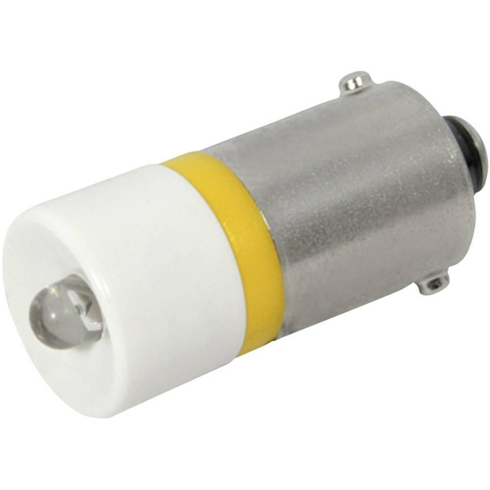 LED-Lampe BA9s Gelb 12 V/DC 700 mcd CML 186002B2C im Conrad Online ...