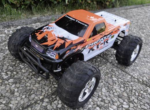 T2M Pirate XTR Brushed 1:10 RC Modellauto Elektro Monstertruck Allradantrieb RtR 2,4 GHz