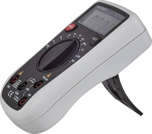 Hand-Multimeter digital VOLTCRAFT VC170-1 Kalibriert nach: ISO CAT III 250 V Anzeige (Counts): 4000