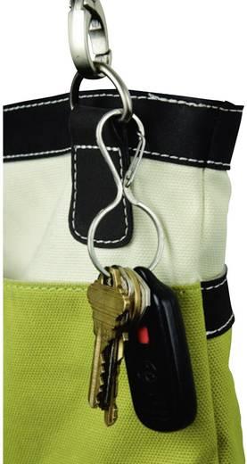Schlüsselclip NITE Ize InfiniKey Clip Edelstahl 1 St.
