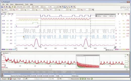 USB-Oszilloskop pico PP916 20 MHz 16-Kanal 40 MSa/s 32 Mpts 12 Bit Digital-Speicher (DSO), Funktionsgenerator, Spectrum