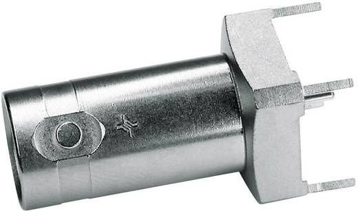 BNC-Steckverbinder Buchse, Einbau vertikal 50 Ω Telegärtner J01001A1945 1 St.