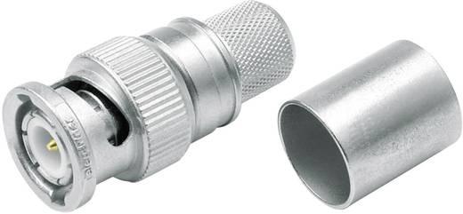 BNC-Steckverbinder Stecker, gerade 50 Ω Telegärtner J01000A0061 1 St.