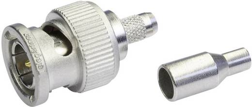 BNC-Steckverbinder Stecker, gerade 75 Ω Telegärtner J01002A0036 1 St.