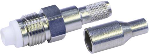 FME-Steckverbinder Buchse, gerade 50 Ω Telegärtner J01701A0008 1 St.
