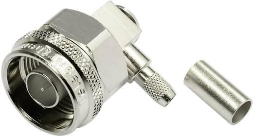 N-Steckverbinder Stecker, gewinkelt 50 Ω Telegärtner J01020A0036 1 St.