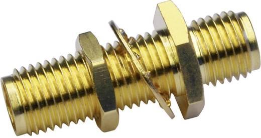 SMBA-Adapter SMA-Buchse - SMA-Buchse Telegärtner J01154A0041 1 St.