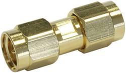 SMA adaptér Telegärtner J01154A0031, 50 Ω, zástrčka ⇔ zástrčka