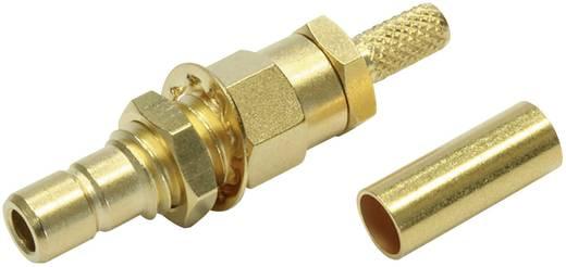 SMB-Steckverbinder Stecker, Einbau vertikal 50 Ω Telegärtner J01160A0101 1 St.