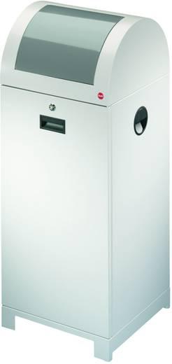 Mülleimer 70 l Hailo ProfiLine WSB XXL (B x H x T) 400 x 1020 x 400 mm Weißaluminium 1 St.
