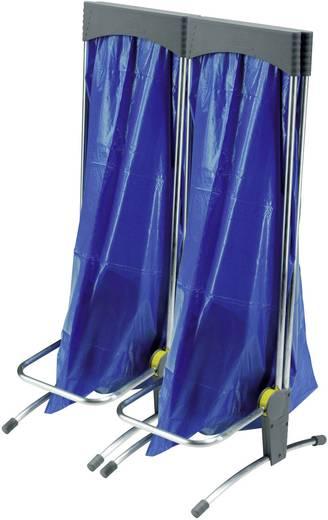 Müllsackständer 240 l Hailo ProfiLine ASS 120 (B x H x T) 660 x 1080 x 490 mm Staub-Grau Fuß-Tretmechanik 1 St.