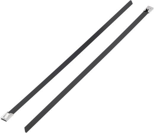 Kabelbinder 521 mm Schwarz mit Beschichtung KSS BSTC-521 BSTC-521 1 St.