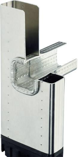 Aluminium Anlegeleiter Arbeitshöhe (max.): 3.55 m Hailo ProfiStep uno 7109-001 Silber 4.5 kg