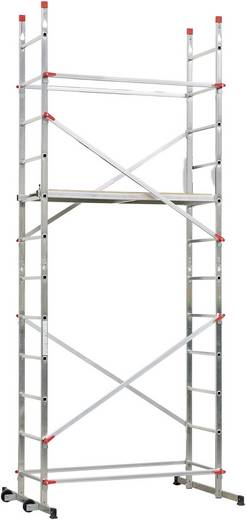 Hailo 9459-551 Aluminium-Gerüst 1-2-3 500