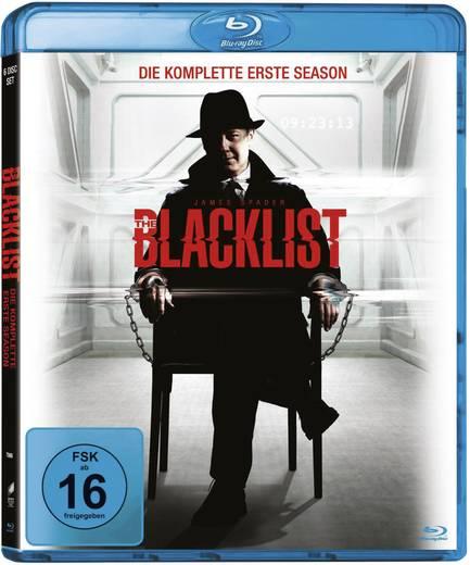 blu-ray The Blacklist - Staffel 1 FSK: 16
