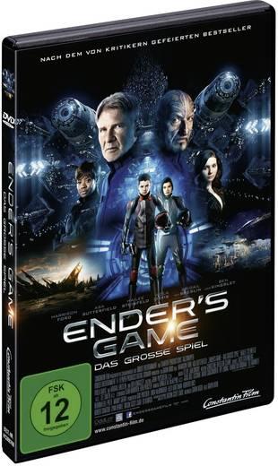 DVD Enders Game - Das grosse Spiel FSK: 12