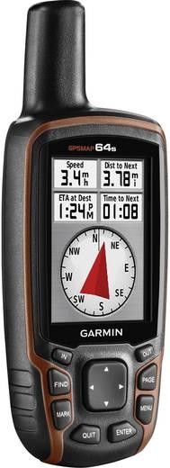 Outdoor Navi Fahrrad, Geocaching, Wandern Garmin GPSMAP 64S Welt GPS, GLONASS, spritzwassergeschützt