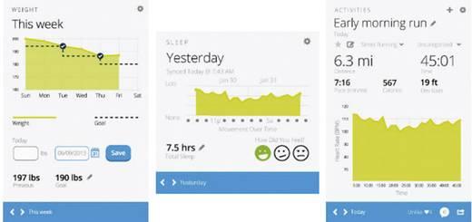 Fitness-Tracker Garmin vivofit™ Größe=Uni Lila