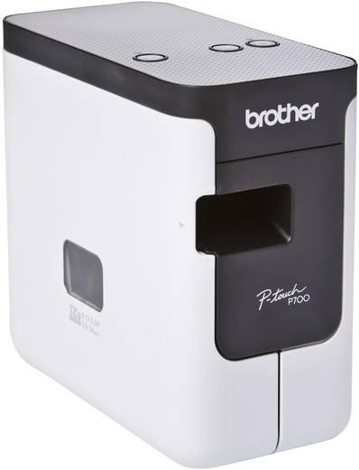 Beschriftungsgerät Brother P-touch P700 Geeignet für Schriftband: TZe, HSe 3.5 mm, 6 mm, 9 mm, 12 mm, 18 mm, 24 mm