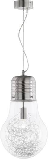Pendelleuchte LED E27 60 W ACTION Futura 600301640000 Nickel (matt)