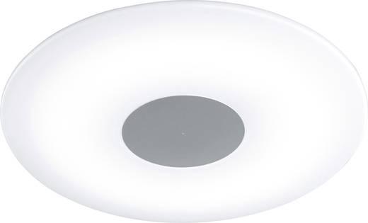 LED-Deckenleuchte 72 W Warm-Weiß WOFI Sila 9350.01.64.0000 Nickel (matt)