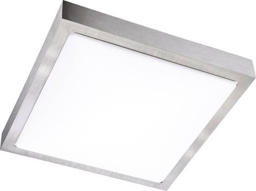 LED-Deckenleuchte 10 W Warm-Weiß ACTION Mila 937601640300 Nickel (matt), Weiß