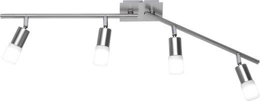 Deckenstrahler LED E14 12 W ACTION Alvis 938804640000 Nickel (matt)
