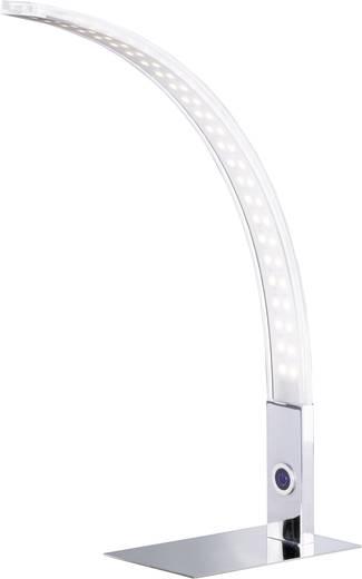 LED-Tischlampe 9.6 W Warm-Weiß WOFI Luz 8682.01.01.0000 Chrom