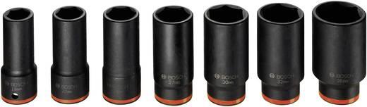 """Außen-Sechskant Steckschlüsseleinsatz-Set 7teilig 3/4"""" (20 mm) Bosch Accessories 2608551104"""