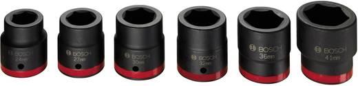 """Außen-Sechskant Steckschlüsseleinsatz-Set 6teilig 1"""" (25 mm) Bosch Accessories 2608551105"""