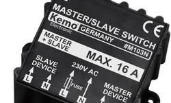 Master-Slave-Schalter