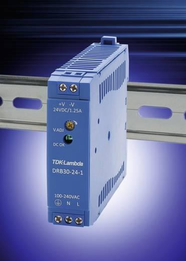 Hutschienen-Netzteil (DIN-Rail) TDK-Lambda DRB-30-12-1 12 V/DC 2.5 A 30 W 1 x