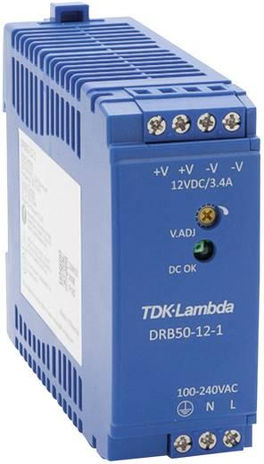 Hutschienen-Netzteil (DIN-Rail) TDK-Lambda DRB-50-12-1 12 V/DC 4.2 A 50.4 W 1 x