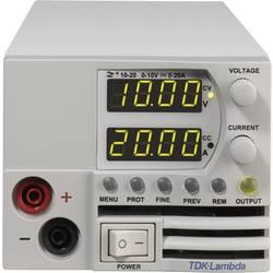 Laboratórny zdroj s nastaviteľným napätím TDK-Lambda Z-60-7 / L2 0 - 60 V / DC