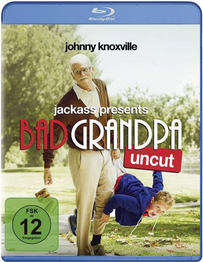 blu-ray Jackass - Bad Grandpa - Extended Cut FSK: 12