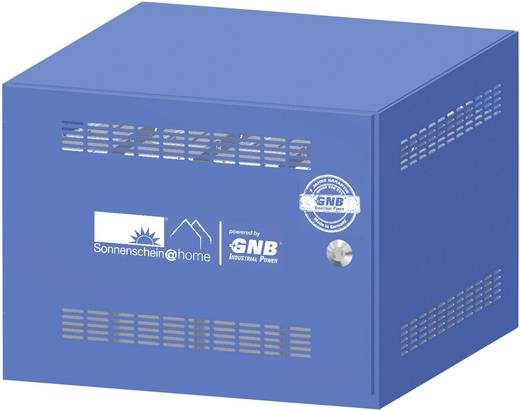 Energiespeicher 24 V 330 Ah Sonnenschein@home YHSH24V08C4T1BO Blei-Gel (B x H x T) 595 x 450 x 600 mm M8-Schraubanschlus