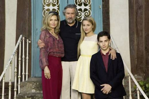 DVD Malavita - The Family FSK: 16