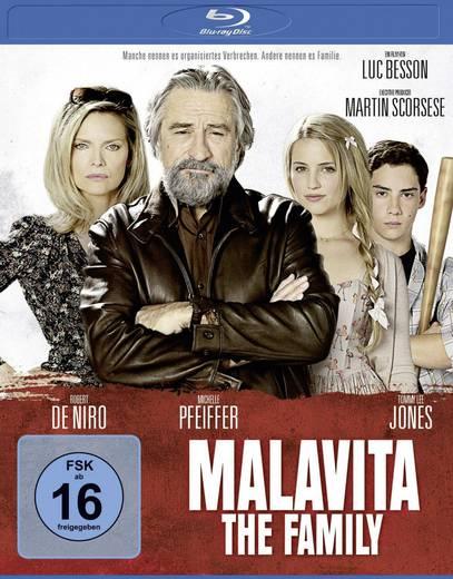 blu-ray Malavita - The Family FSK: 16