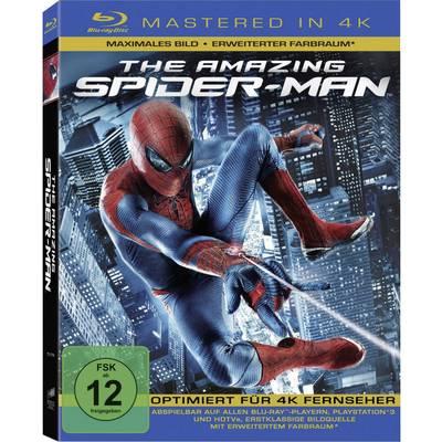 blu-ray The Amazing Spider-Man (4K Mastered) FSK: 12 Preisvergleich