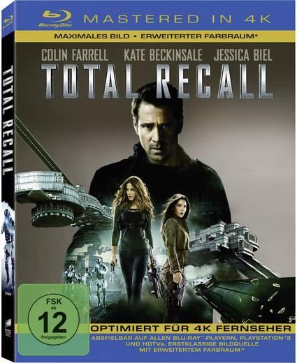 blu-ray 4K Total Recall (4K Mastered) FSK: 16