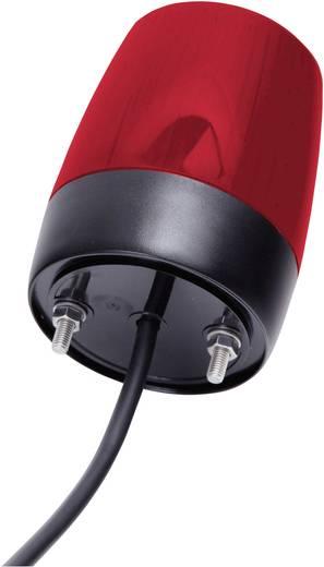 Signalleuchte LED Auer Signalgeräte PCH Rot Rot Dauerlicht, Blinklicht 24 V/DC, 24 V/AC
