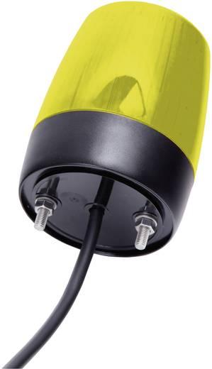 Signalleuchte LED Auer Signalgeräte PCH Gelb Gelb Dauerlicht, Blinklicht 24 V/DC, 24 V/AC