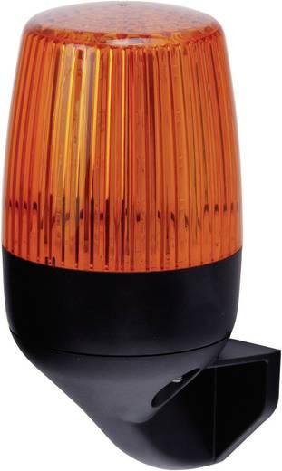 Signalleuchte LED Auer Signalgeräte PCH Orange Orange Dauerlicht, Blinklicht 24 V/DC, 24 V/AC