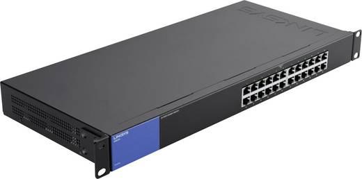 Netzwerk Switch RJ45 Linksys LGS124 24 Port 1 Gbit/s