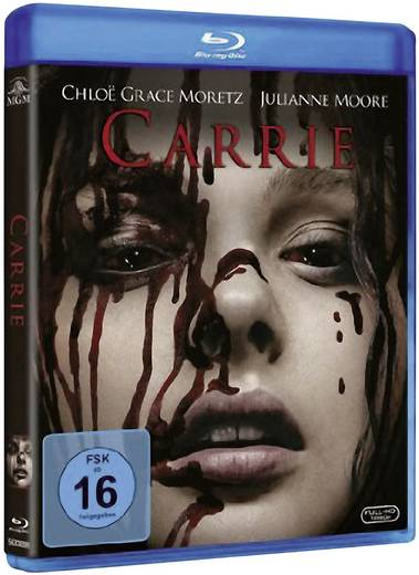 blu-ray Carrie FSK: 16