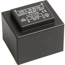 Transformátor do DPS Gerth PT301801, 1.80 VA